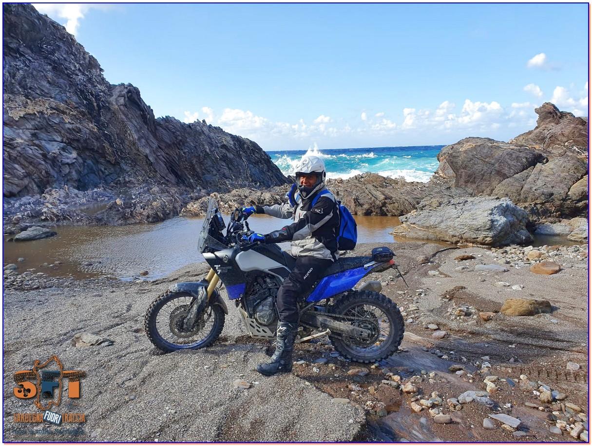 Tour in moto in Sardegna