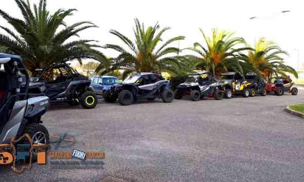 tour quad ssv Sardegna
