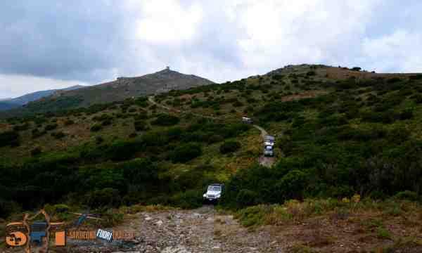 Tour off road Sardegna