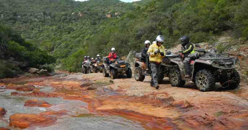Escursioni e Tour Quad in Sardegna