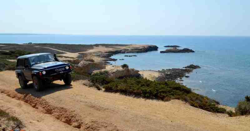 Escursioni e Tour Fuoristrada offroad 4x4 in Sardegna