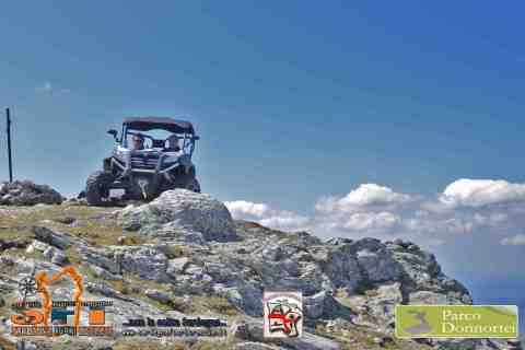 Location UTV (Syde by side) 4x4 en Sardaigne