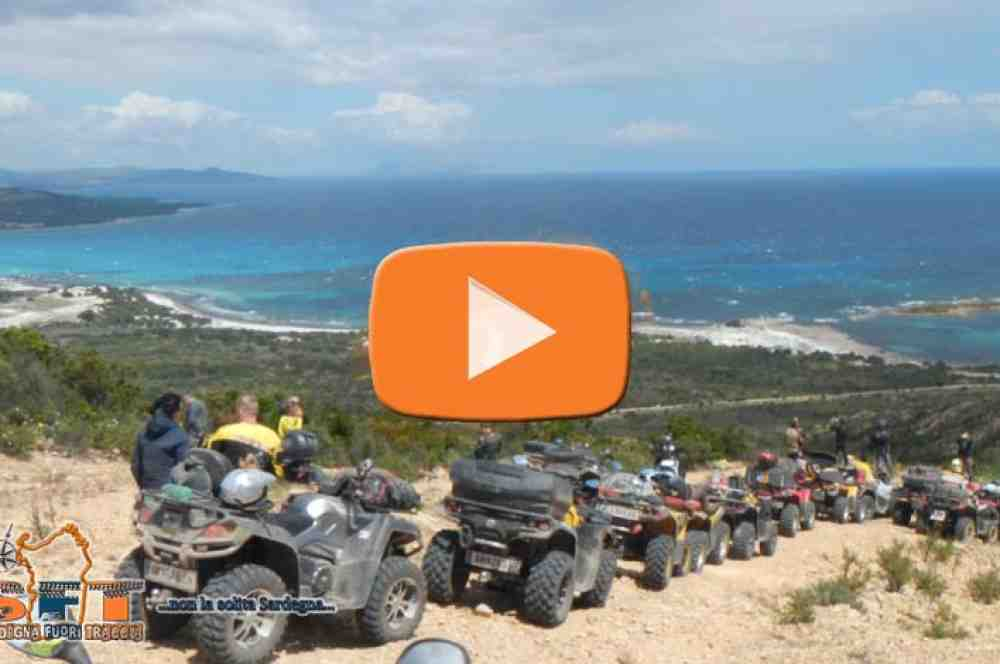 Tour quad Sardegna , Sardaigne ssv - quad
