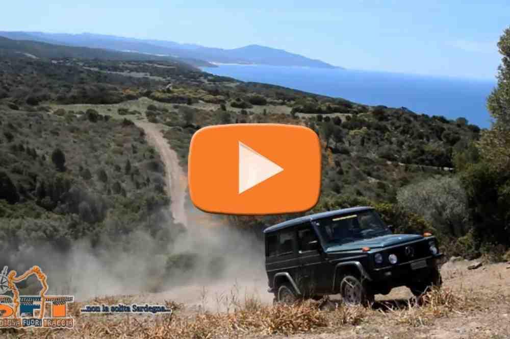 Anteprima video Attimi di Sardegna in 4x4