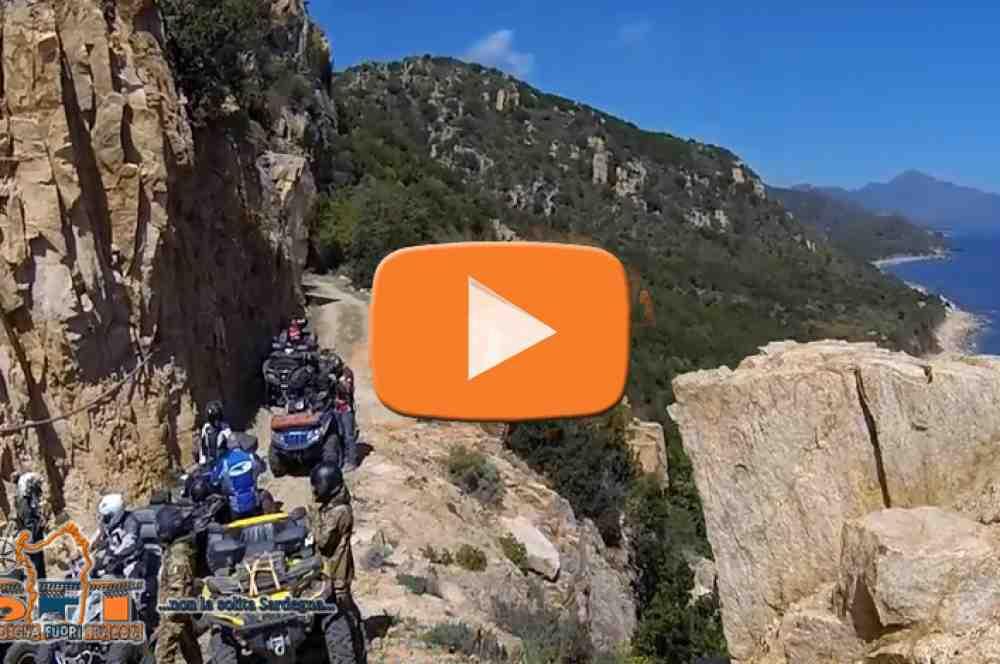 Aperçu Vidéo Quad Trip avec Quad Livenza Team!