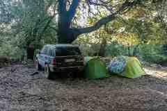 camping tour 4x4  Sardegna
