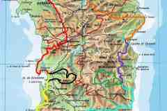 Excursion tout-terrain en Sardaigne