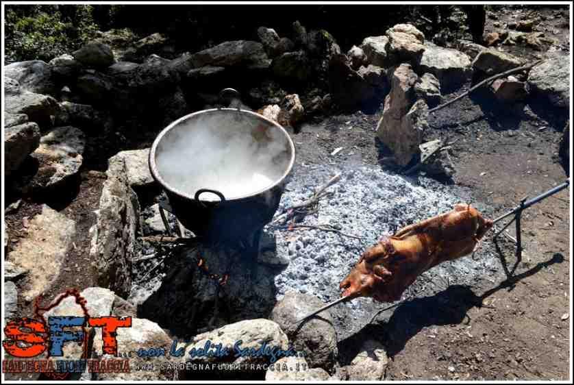 L'authenticité sarde, le repas avec l'ami berger au coeur de la Barbagia