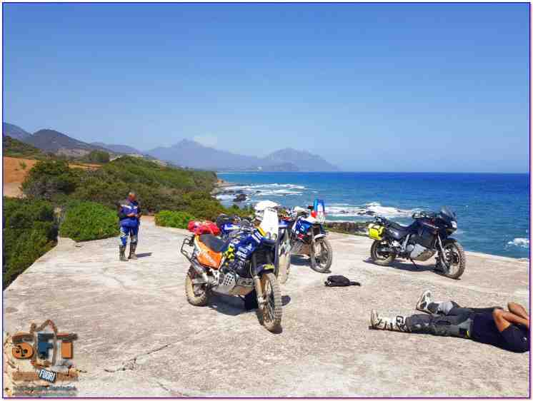 Maxi enduro viaggi Sardegna