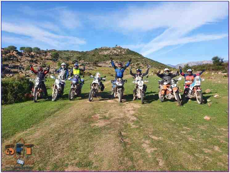 Maxi enduro viaggi in Sardegna