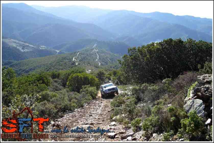 Capodanno in Sardegna in fuoristrada 4x4