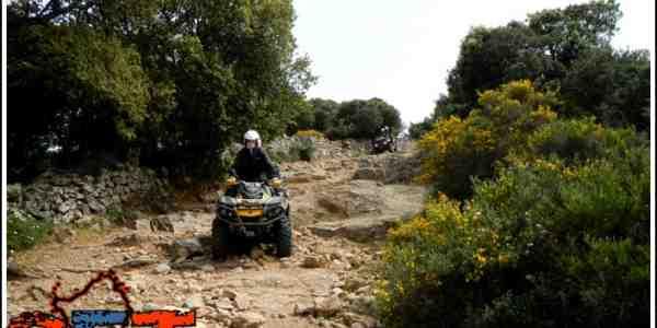 Sardinia Quad Raid 2017 Sardegna