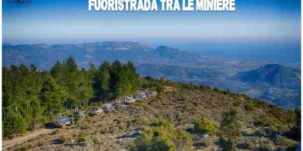 Tour Sardegna, Viaggi in fuoristrada, Sardegna in 4x4